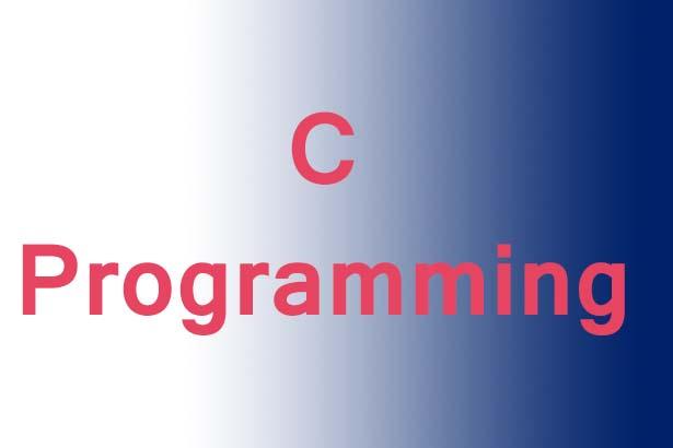 کتاب برنامه نویسی به زبان C