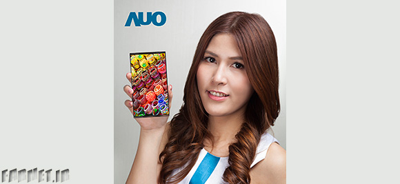 AUO-makes-highest-resolution-AMOLED-screen-to-date