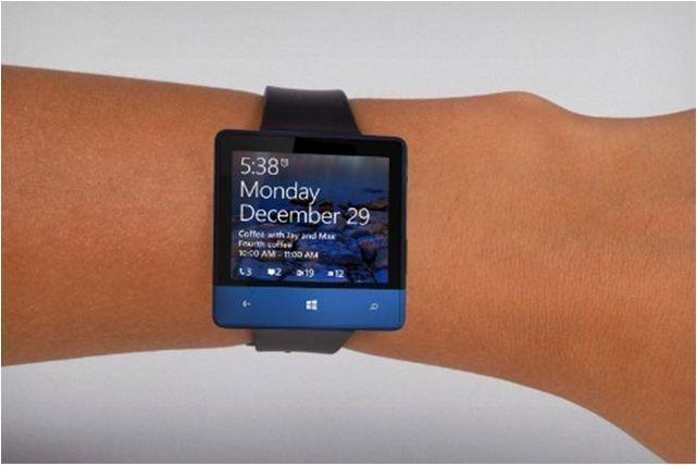 Microsoft Smart Watch