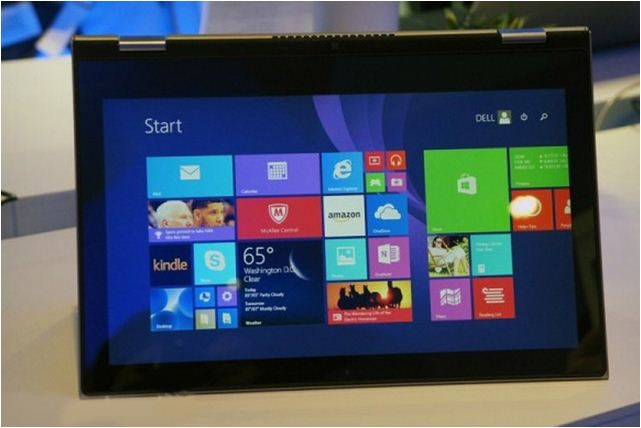 Inspiron tablet
