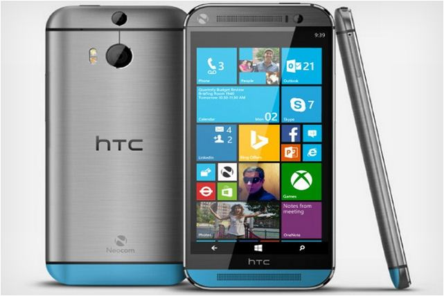 HTC W8 Windows Phone