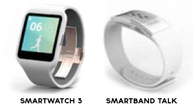 sony Smart Watch 3 - Smart Band Talk