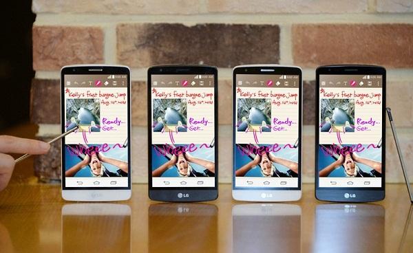 LG G3 Stylus phablet