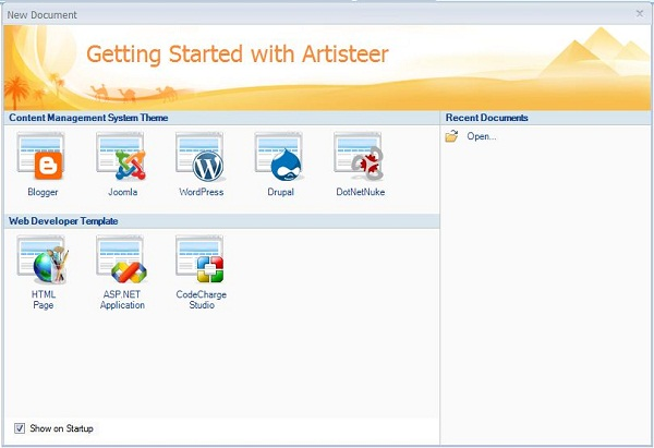 Artisteer 2 Standard Edition software