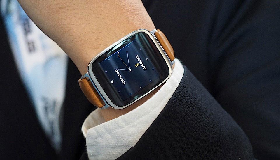 ساعت هوشمند Asus ZenWatch