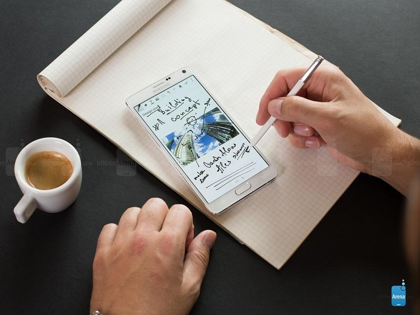 سامسونگ گلکسی نوت 4 نسخه LTE-A