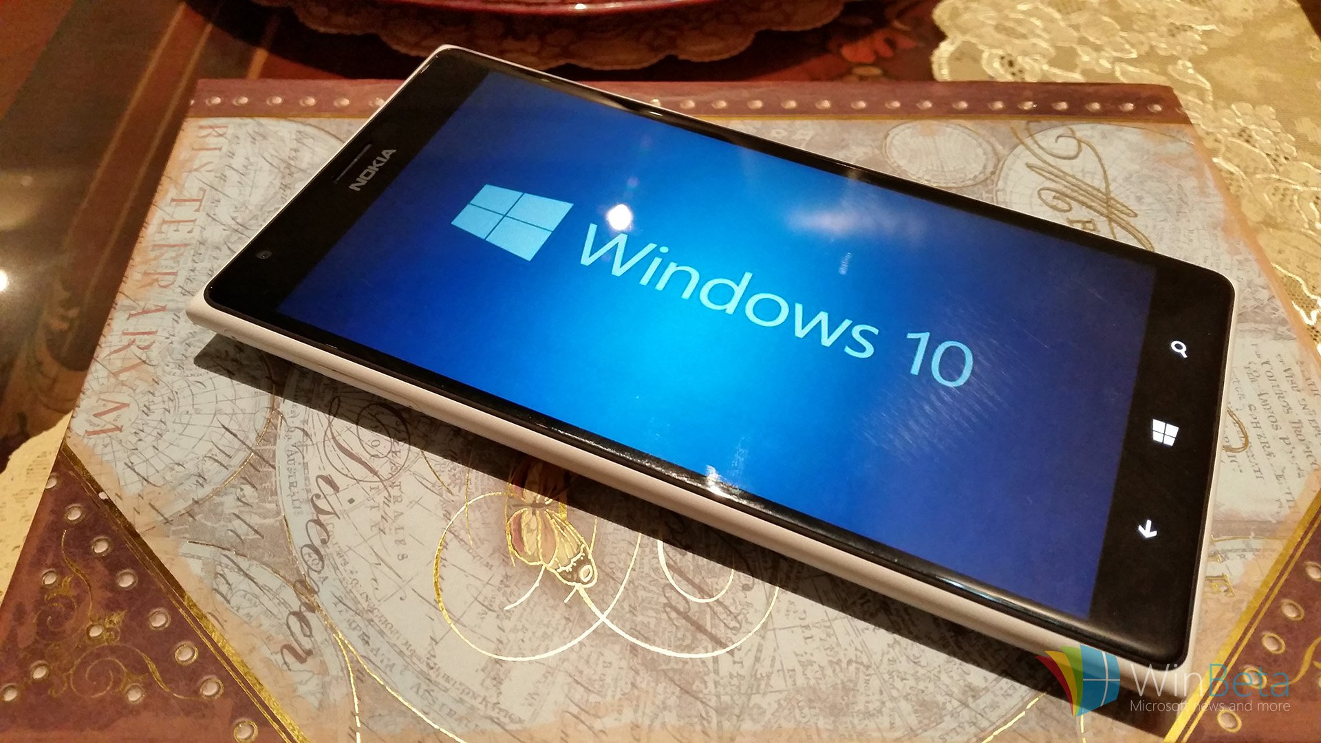 Windows 10 mobile pic