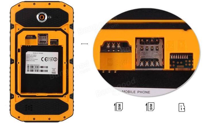 تلفن هوشمند No.1 X6800