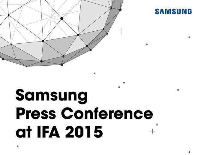 Samsung in IFA 2015