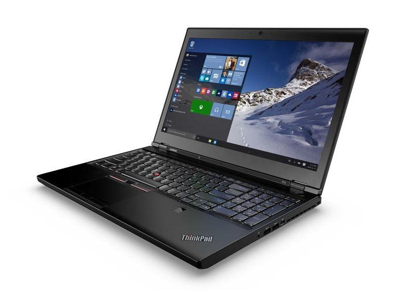 Lenovo Thinkpad P50 & Thinkpad P70