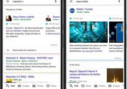 از این پس می توانید توییت ها را در گوگل دسکتاپ هم جستجو کنید.