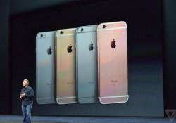 کمپانی اپل از گوشی های جدید خود رونمایی کرد.