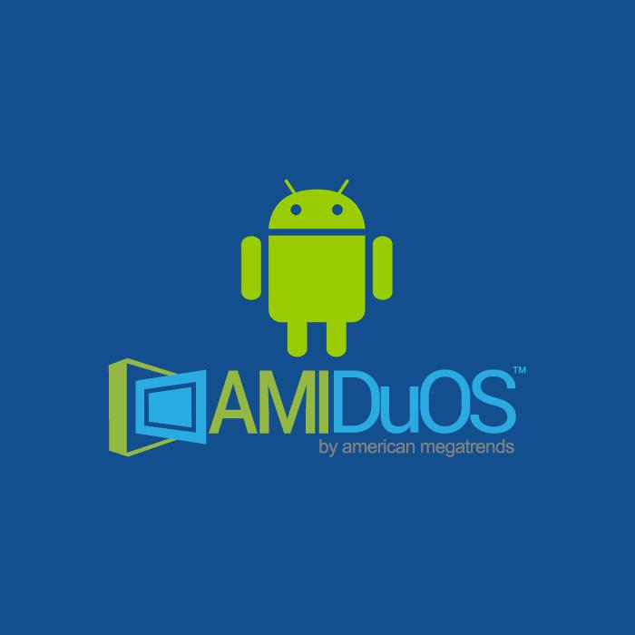 نرم افزار AMIDuOS