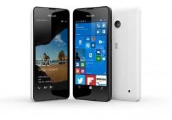 معرفی تلفن هوشمند لومیا 550 مایکروسافت