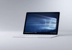 لپ تاپ سرفیس بوک مایکروسافت معرفی شد.