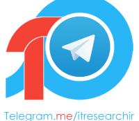 کانال مقاله آی تی در تلگرام