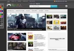 دانلود قالب مجله خبری Game Speed برای وردپرس