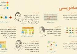اینفوگرافیک : دنیای برنامه نویسی