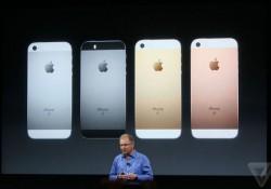 تلفن هوشمند آیفون SE اپل به طور رسمی معرفی شد.