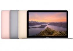 اپل از نسل جدید مک بوک های 12 اینچی خود رونمایی کرد.