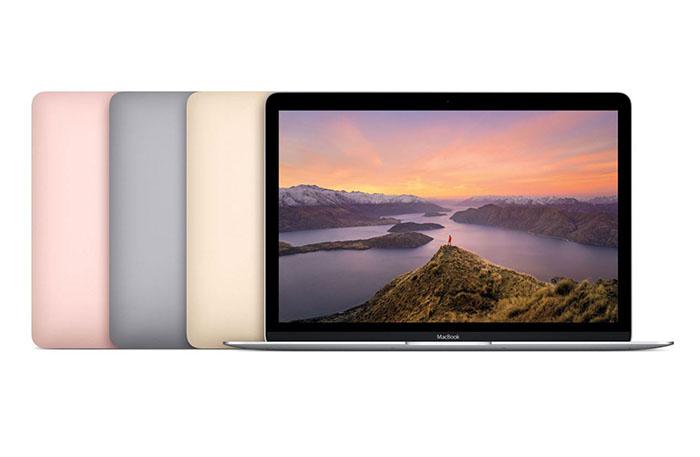 نسل جدید مک بوک 12 اینچی اپل