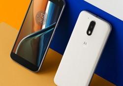نسل چهارم تلفن های هوشمند موتو جی موتورلا با نام های Moto G4 و Moto G4 Plus معرفی شدند.
