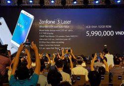 تلفن های هوشمند Zenfone 3 Max و Zenfone 3 Laser معرفی شدند.