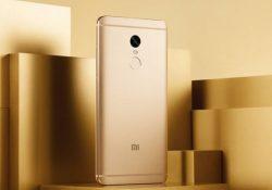 تلفن هوشمند شیائومی Redmi Note 4 معرفی شد.