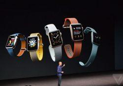 نسخه دوم ساعت هوشمند اپل واچ به طور رسمی معرفی شد.