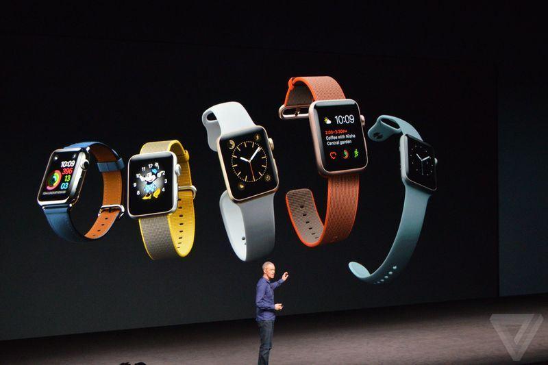 اپل واچ 2