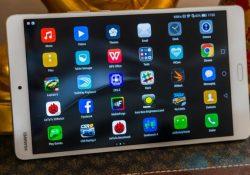 معرفی تبلت MediaPad M3 هواوی در نمایشگاه ایفا 2016