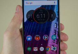 معرفی تلفن هوشمند Moto Z Play لنوو(موتورولا) در IFA 2016