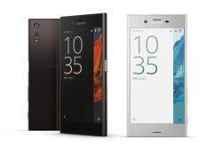 معرفی تلفن هوشمند Xperia XZ سونی در نمایشگاه IFA 2016