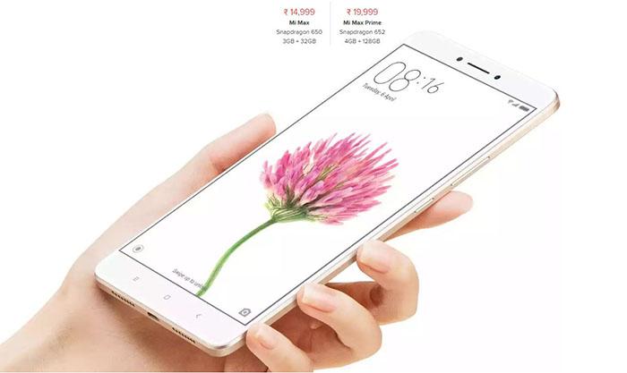 Xiaomi Mi Max Prime