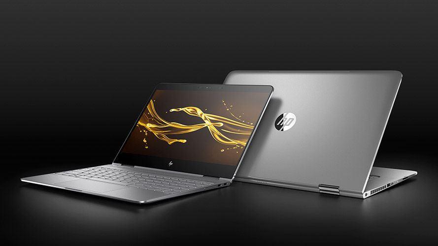 نسل دوم لپ تاپ تبدیل شونده اسپکتر ایکس 360 کمپانی اچ پی