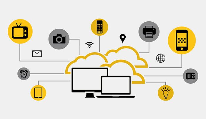 اینفوگرافیک : اینترنت اشیاء