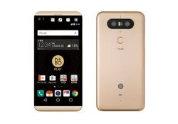 معرفی تلفن هوشمند V34 ال جی، برادر کوچک تر V20