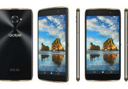 معرفی نسخه ویندوز 10 تلفن هوشمند IDOL 4S آلکاتل به همراه سخت افزار بروز شده