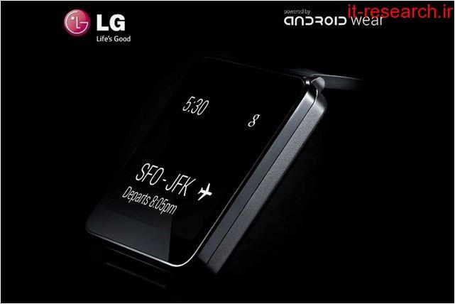 ساعت هوشمند G Watch