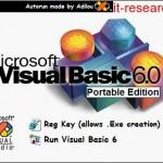 نرم افزار Microsoft Visual Basic 6 (ویژوال بیسیک 6)