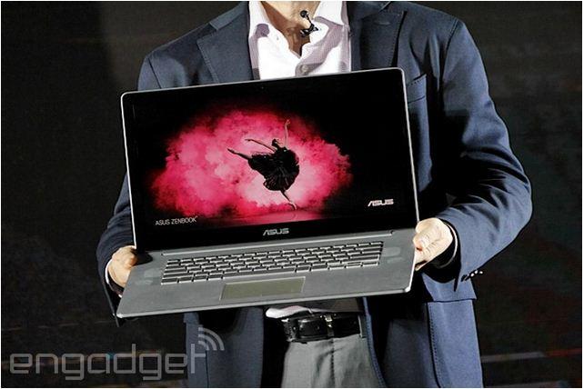 Asus Zenbook NX500 Notebook