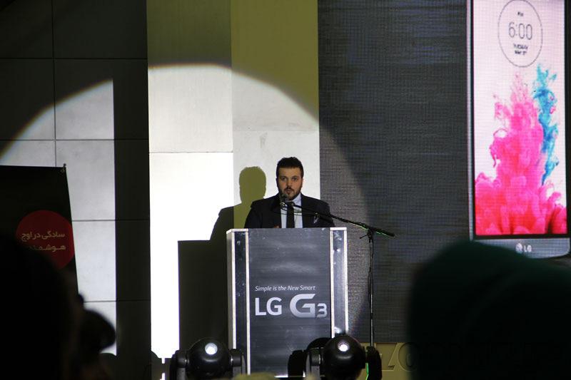 LG G3 در ایران