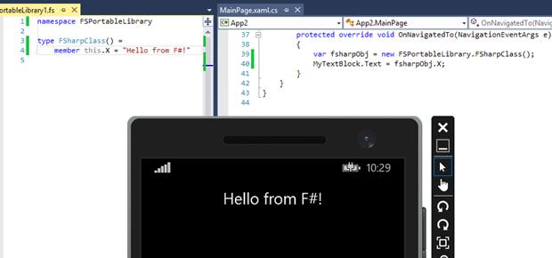 امکانات جدید زبان برنامه نویسی F#