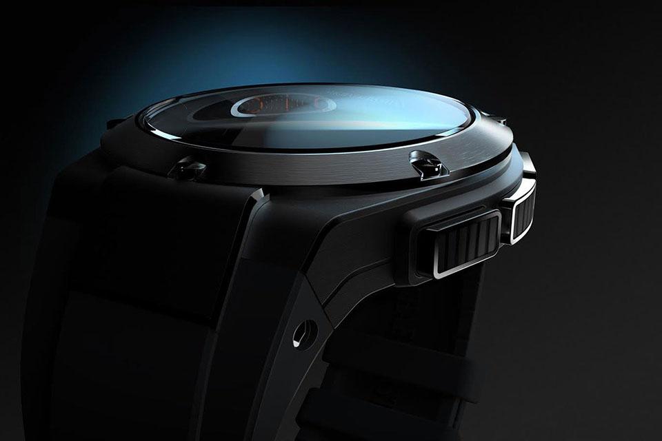 ساعت هوشمند HP