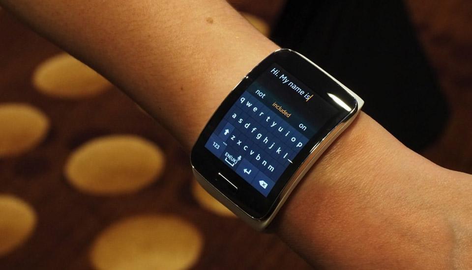 ساعت هوشمند Samsung Gear S