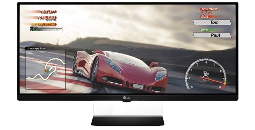 LG UM67 Monitor