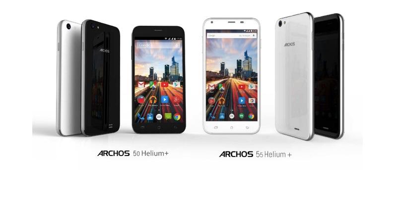 Archos New Helium Smartphone