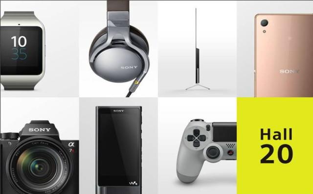 Sony in IFA 2015