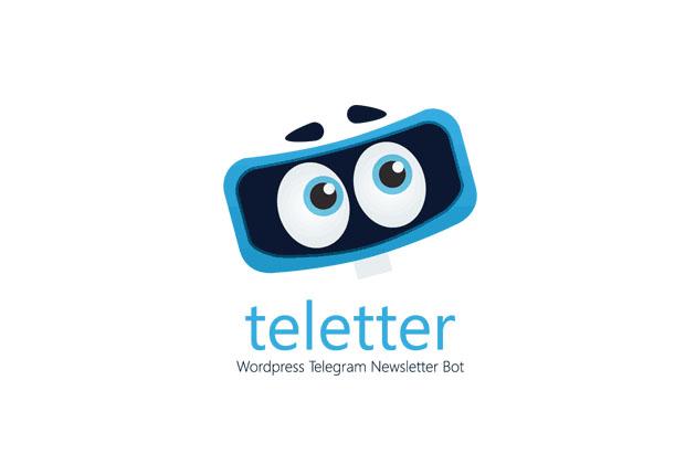 افزونه Teletter برای وردپرس