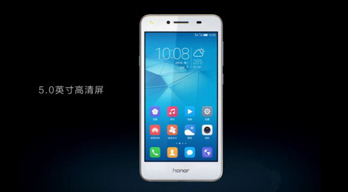 Huawei Honor 5 Play